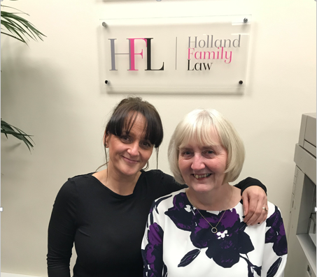 Claire Holland, Holland Family Law