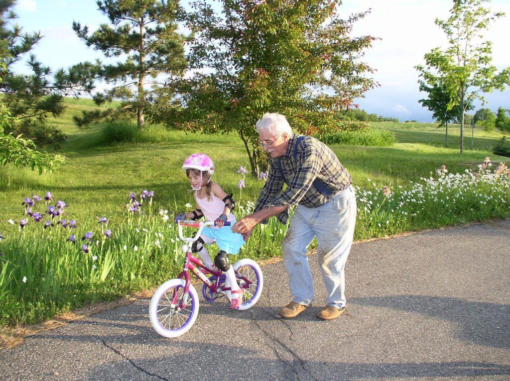 The rights of grandparents to access grandchildren