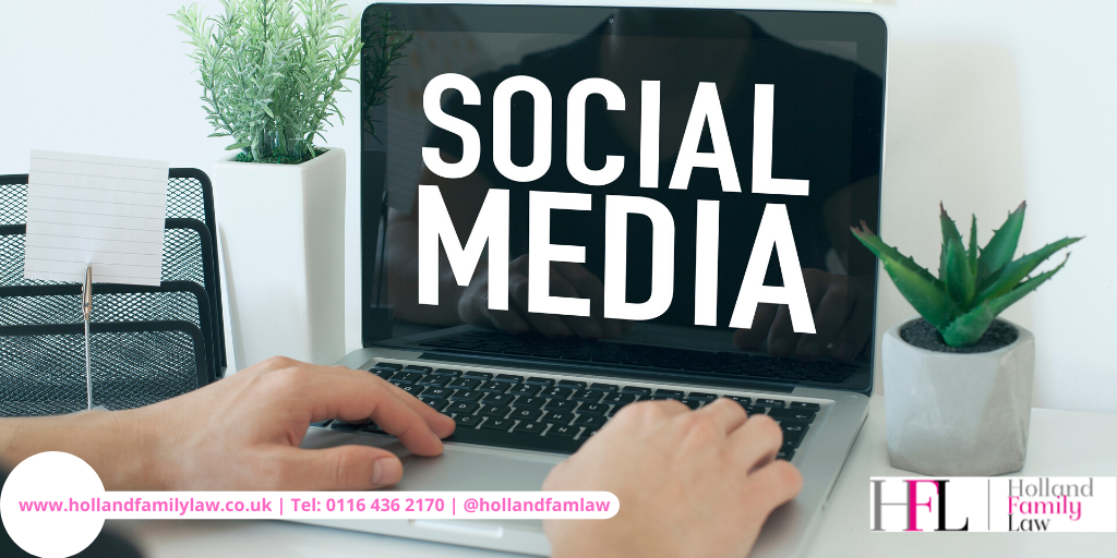 Holland Family Law Leicester on Social Media.
