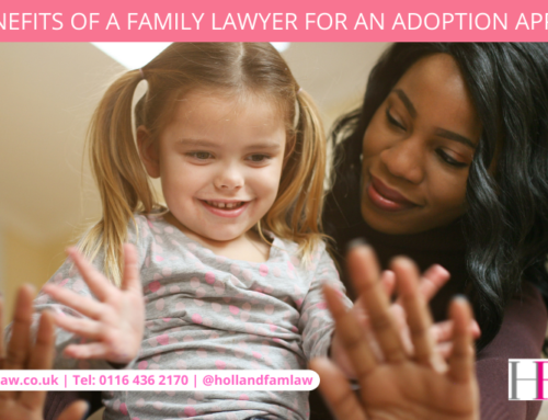Benefits of a Family Lawyer for an Adoption Application