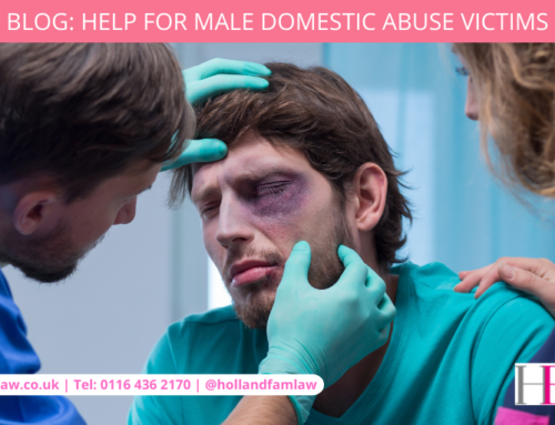 Help for Male Domestic Violence Victims
