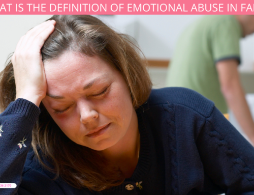 What is the Definition of Emotional Abuse in Family Law?