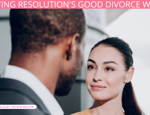 Supporting Resolution's Good Divorce Week 2020