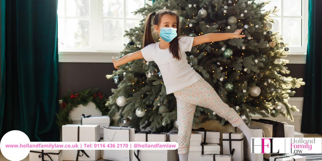 Christmas 2020 Child Arrangements for Separated Parents.