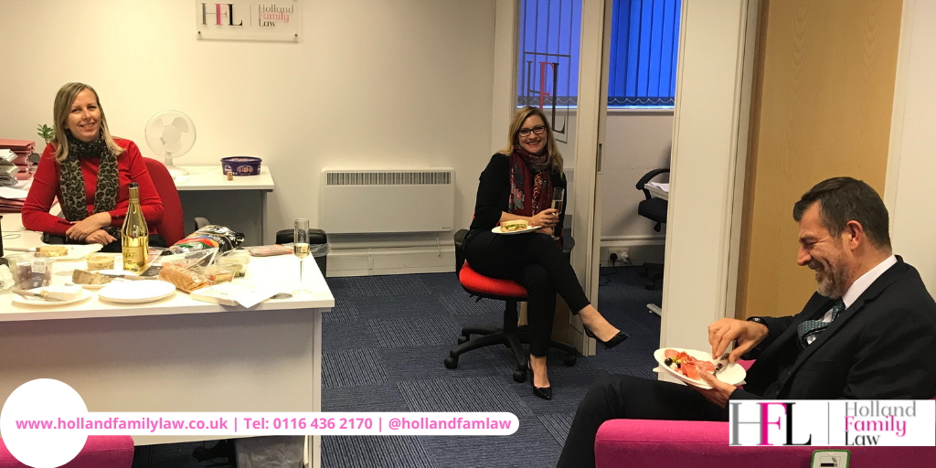 Holland Family Law Leicester can help you start the divorce process.