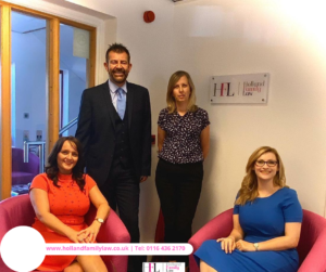 The Holland Family Law Team Leicester.