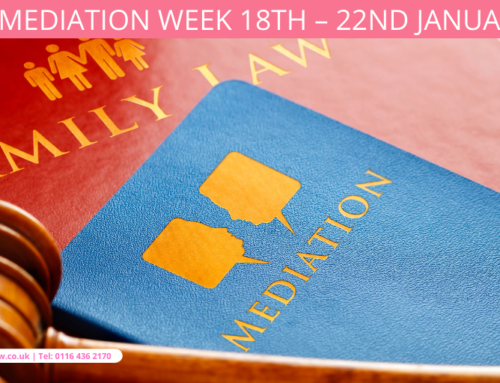 Family Mediation Week 18th – 22nd January 2021