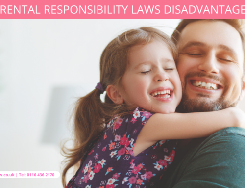 Do Parental Responsibility Laws Disadvantage Men?