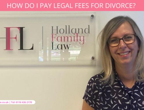 How Do I Pay Legal Fees for Divorce?