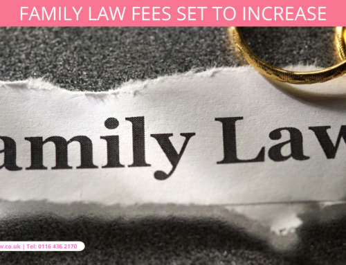 Family Law Fees Set to Increase