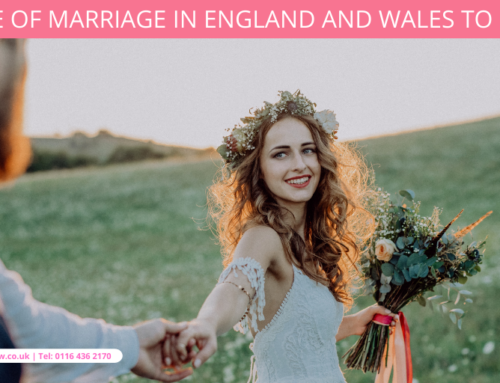 Legal Age of Marriage in England and Wales to Rise to 18